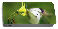 Pieris Rapae Portable Battery Charger