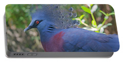 Pigeon Elegante Portable Battery Charger by Judy Kay