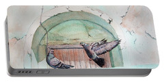 Pigeon Perch Portable Battery Charger