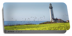 Pigeon Point Light Station Historic Park Portable Battery Charger