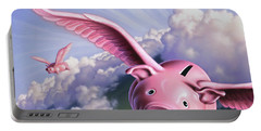 Pigs Away Portable Battery Charger