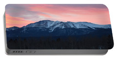 Sunrise Pikes Peak Co Portable Battery Charger
