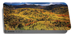 Pikes Peak Autumn Portable Battery Charger