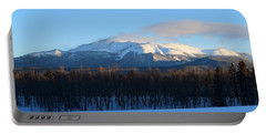 Pikes Peak From Cr511 Divide Co Portable Battery Charger