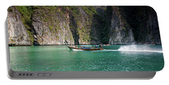 Pileh Bay, Phi-phi Leh Island  Portable Battery Charger