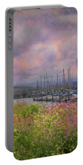 Pillar Point Harbor Portable Battery Charger