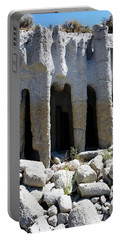 Pillars At Crowley Lake Portable Battery Charger
