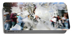 Pillow Fight Portable Battery Charger