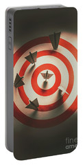 Pin Point Your Target Audience Portable Battery Charger