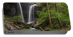 Pine Island Falls Portable Battery Charger
