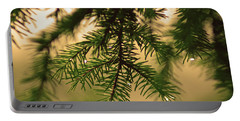 Portable Battery Charger featuring the photograph Pine by Robert Geary
