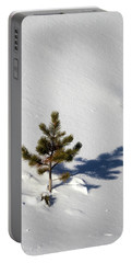 Portable Battery Charger featuring the photograph Pine Shadow by Shane Bechler
