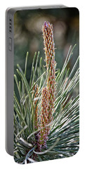 Pine Shoots Portable Battery Charger
