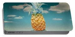 Pineapple  Portable Battery Charger