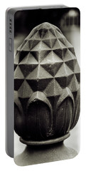 Pineapple, Oak Alley, Vacherie, Louisiana Portable Battery Charger