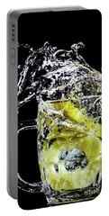 Pineapple Splash Portable Battery Charger