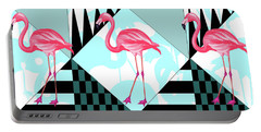 Ping Flamingo Portable Battery Charger