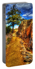 Ponderosa Pine Guarding The Trail Portable Battery Charger