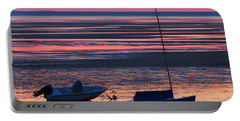 Portable Battery Charger featuring the photograph Pink Dawn by Dianne Cowen