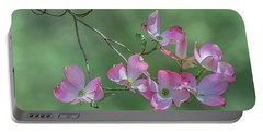 Pink Magnolia Img 1 Portable Battery Charger