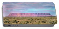 Pink Mesa Portable Battery Charger