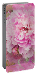 Pink Peony 2 Portable Battery Charger
