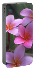 Frangipani Portable Battery Chargers