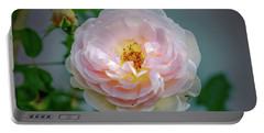 Pink Rose #c3 Portable Battery Charger