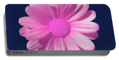 Pink Summer Beauty Portable Battery Charger