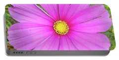 Pink Portable Battery Charger