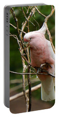 Pinky The Cockatoo Portable Battery Charger