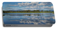 Pinon Lake Reflections Portable Battery Charger
