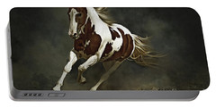Pinto Horse In Motion Portable Battery Charger