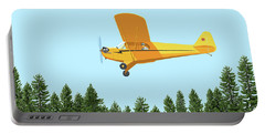 Piper Cub Piper J3 Portable Battery Charger