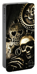 Pirate Treasure Portable Battery Charger