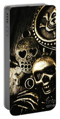 Pirate Treasure Portable Battery Charger by Jorgo Photography - Wall Art Gallery