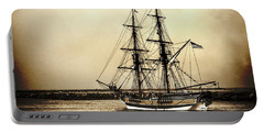 Pirates Life Portable Battery Charger by David Millenheft