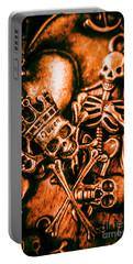Pirates Treasure Box Portable Battery Charger