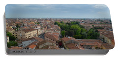 Pisa From Above Portable Battery Charger