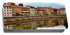 Pisa Reflections Portable Battery Charger