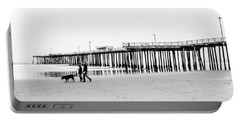 Pismo Beach Pier Portable Battery Charger