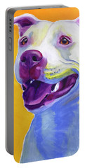 Pit Bull - Honey Portable Battery Charger