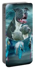 Pit Bulls - Rez Dog Portable Battery Charger