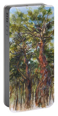 Pitch Pines, Cape Cod Portable Battery Charger