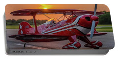 Pitts Sunset Portable Battery Charger