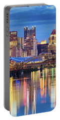 Pittsburgh 2 Portable Battery Charger