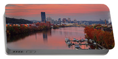 Pittsburgh 31st Street Bridge  Portable Battery Charger