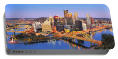 Pittsburgh Pano 22 Portable Battery Charger