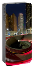 Portable Battery Charger featuring the photograph Pittsburgh Skyline  58 by Emmanuel Panagiotakis