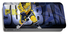 Pk Subban Portable Battery Charger by Don Olea